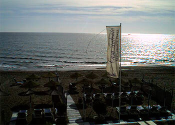 Cámara Playa Torremolinos (Torremolinos)