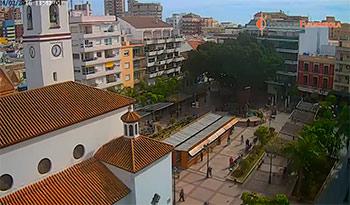 Cámara Plaza de la Constitución (Fuengirola)