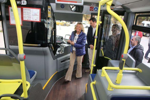 Nuevo servicio de autobús urbano