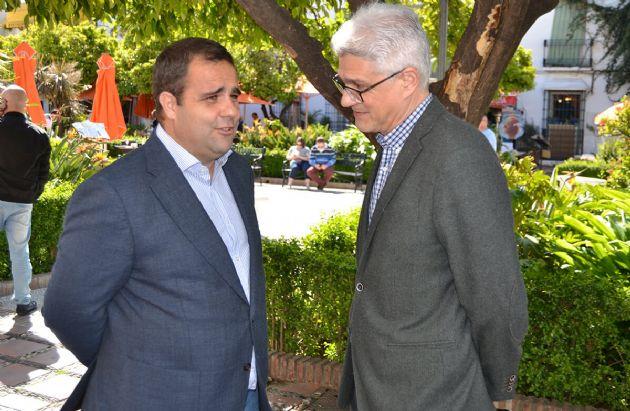 Manuel Morales y José Ignacio Macías