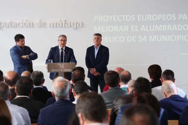 Presidente de la Diputación de Málaga