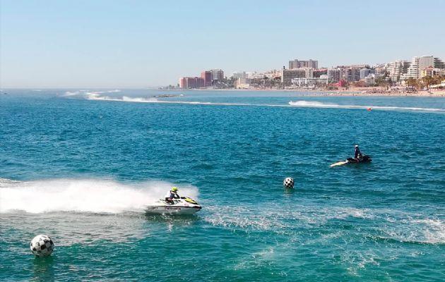 Primera prueba puntuable del Campeonato de España y Andaluz de Motonáutica