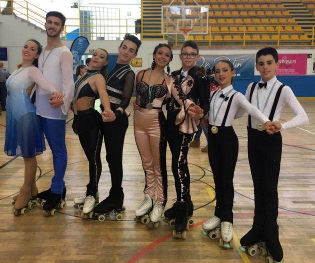 Campeonato de Andalucía de Parejas de Danza