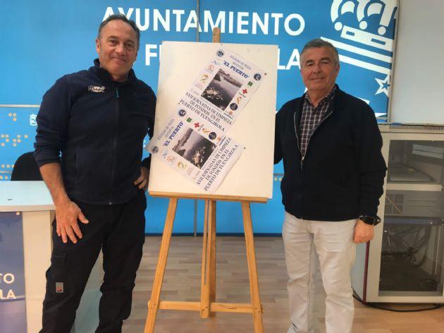 Presentación de la jornada de limpieza del Puerto de Fuengirola
