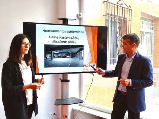 Presentación del Plan de Aparcamientos para Marbella y San Pedro Alcántara