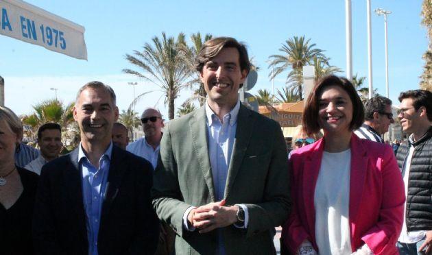 Diputados por el PP de Málaga