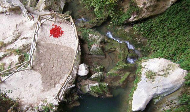 Cueva del Agua de Tíscar (Jaén)