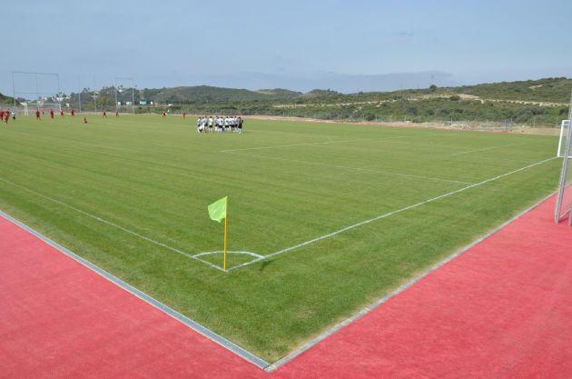 Campo de fútbol Arroyo Enmedio