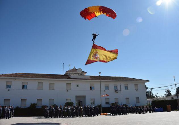 Campeonato Nacional Militar de Paracaidismo 2019