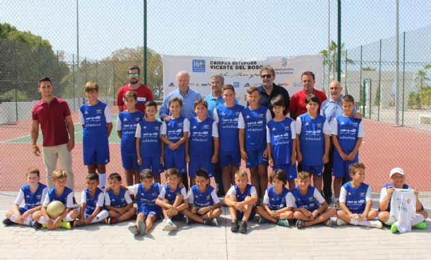 VII edición del Campus de Verano de Fútbol en Estepona