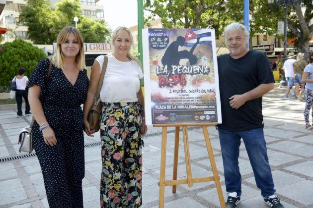 Presentación del festival 'La Pequeña Cuba'