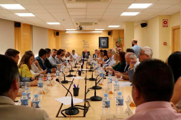 Asamblea general de la Mancomunidad de Municipios