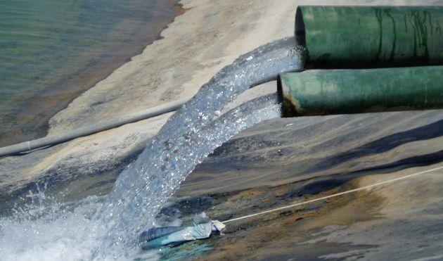 La provincia de Almería padece un marcado déficit hídrico