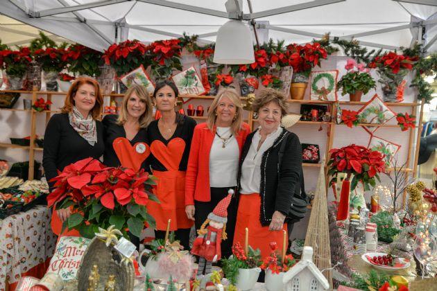 Bazar Solidario de Navidad