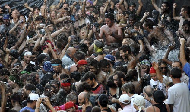 Fiesta de El Cascamorras