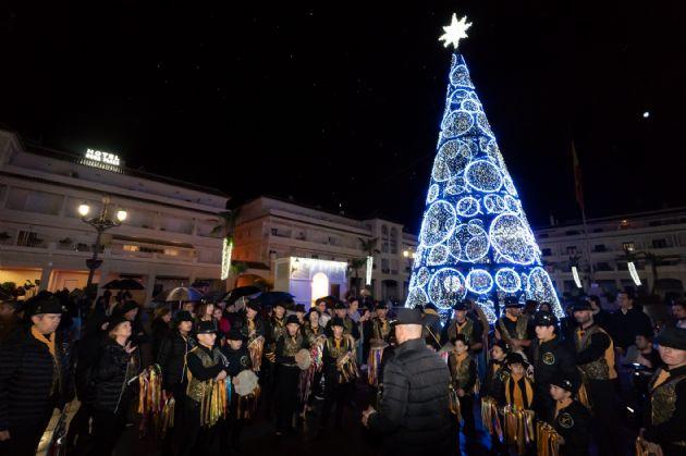 Navidad en Nerja