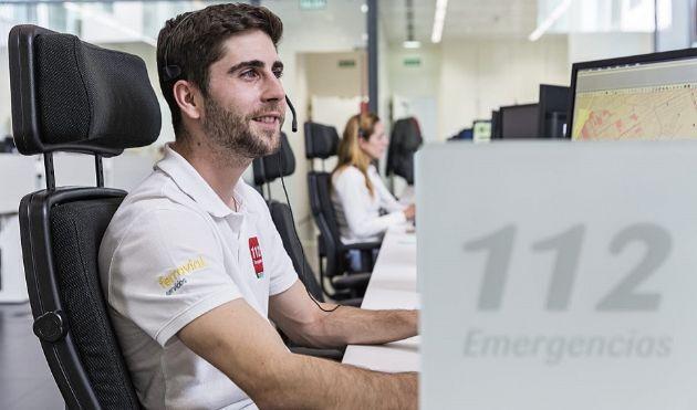 Gestor de emergencias de la sala regional de Sevilla