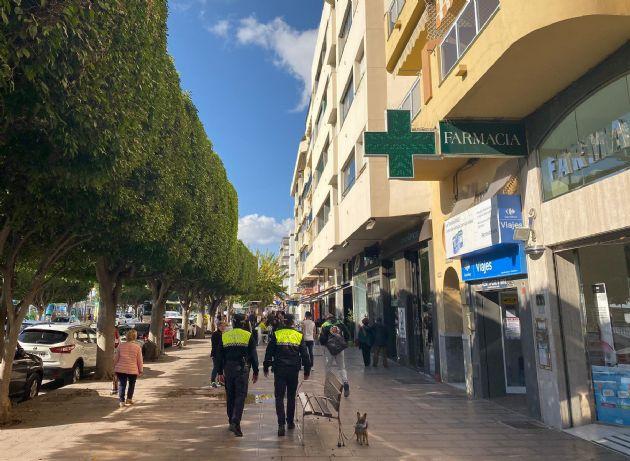 Policía Local de Rincón de la Victoria
