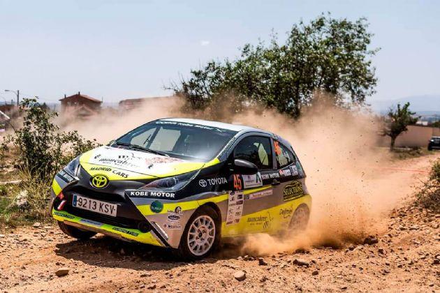 Equipo Selections Rent Luxury & Rally Cars de Cártama en Rally Astorga