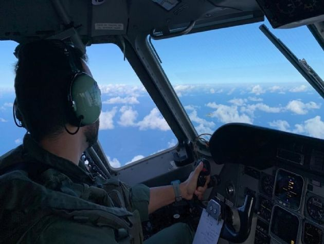 Ejercito del Aire en la Operación Índalo
