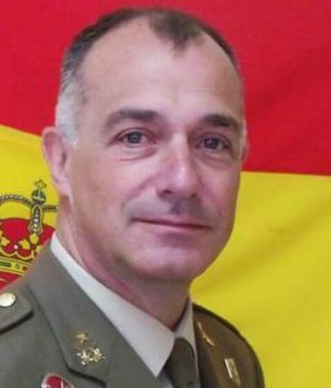 General español César A. Sáenz de Santamaría