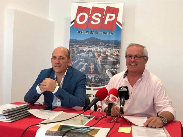 Manuel Osorio y Rafael Piña