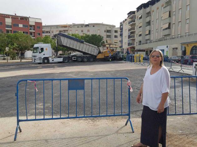 Mejoras en el mercadillo de Vélez-Málaga