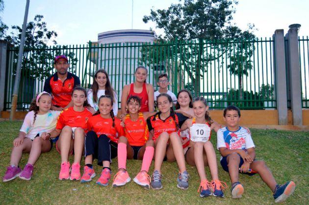 Atletismo Cártama en Campeonatos Andalucía Sub 16 y Sub14