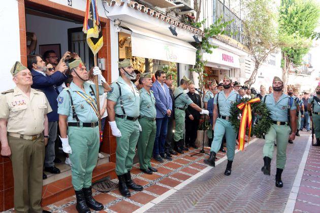 Homenaje a Rogelio Vigil de Quiñones