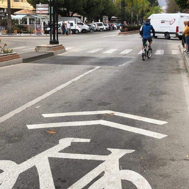 Programa de Movilidad - Ciclocalles