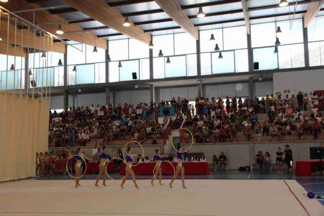 VIII Torneo de Gimnasia Rítmica