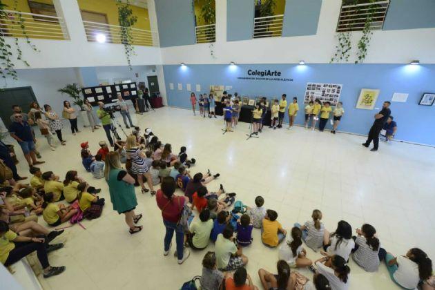 Exposición ColegiArte