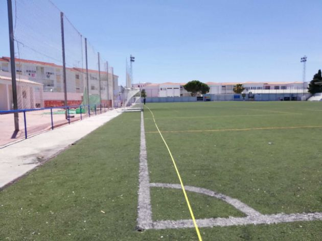 Campo Municipal de Fútbol 11