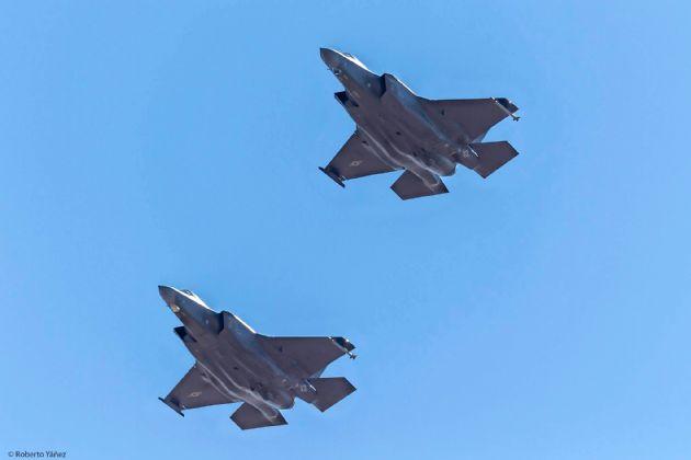 Aviones de combate de quinta generación