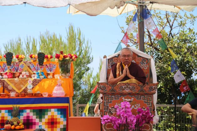 Estupa Budista de Iluminación de Benalmádena