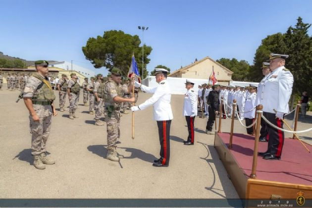 La Fuerza de Guerra Naval Especial de la Armada celebra el 10º aniversario de su constitución