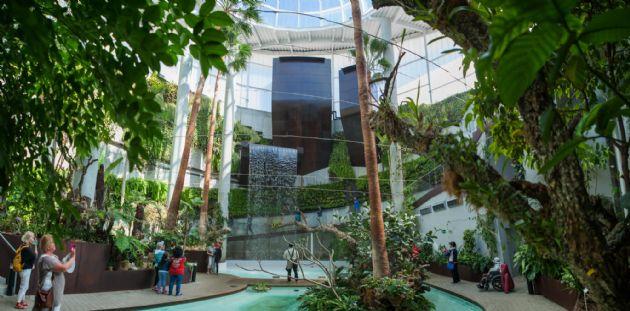 Parque Botánico Orquidario