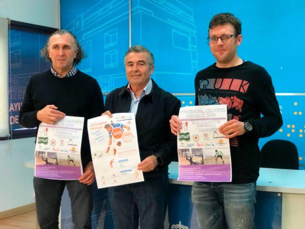 Presentación del Circuito Andaluz de Squash