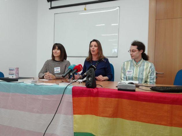 Presentación del Día de la Visibilidad Trans