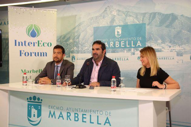 Presentación del VIII InterEcoForum