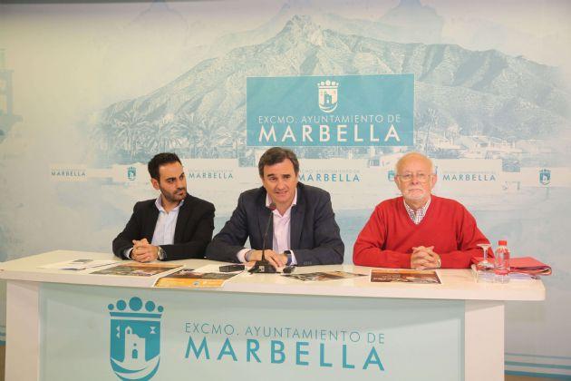Presentación del XXX Concurso de Saetas 'Sierra Blanca' Marbella 2019