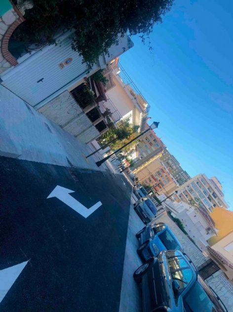 Calle Santa Fe remodelada