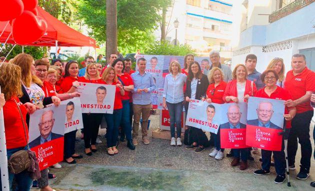 Inicio de la campaña para las elecciones municipales
