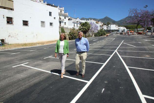 Plazas de aparcamiento público