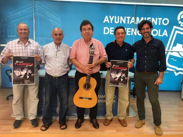Presentación de la V Gran Gala Flamenca del Mayor