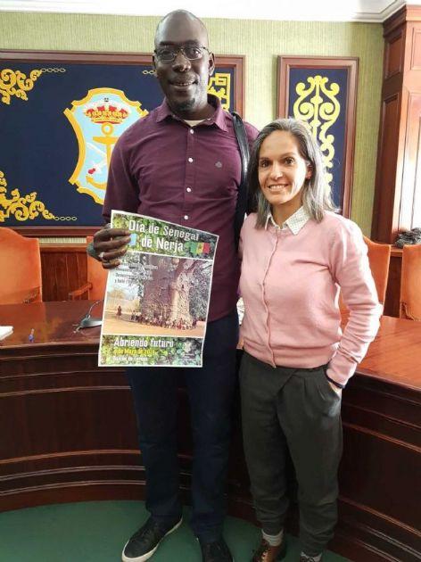 Presentación del Día de Senegal