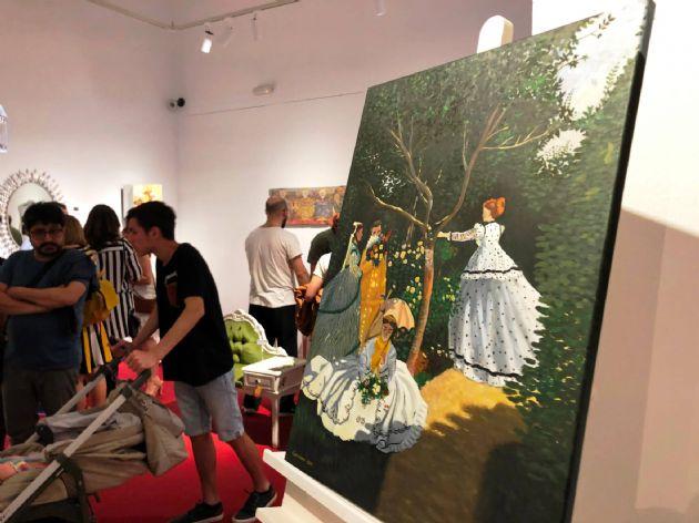 Muestra colectiva ARTS