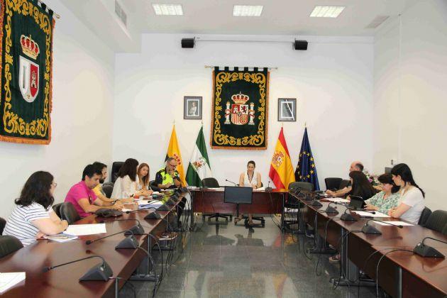 Comisión Municipal de Absentismo Escolar