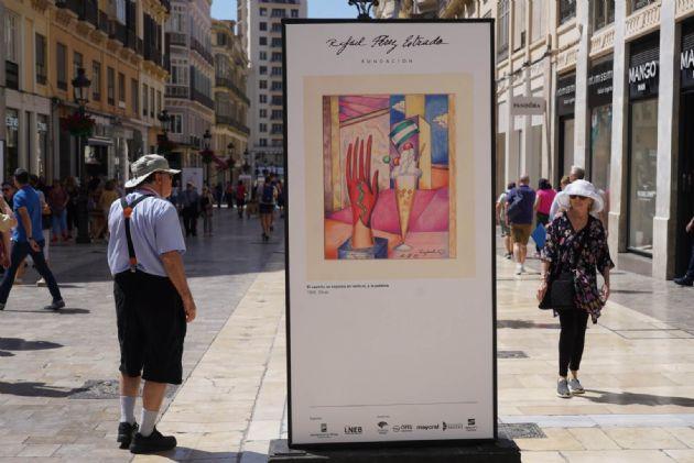 Exposición de Perez Estrada