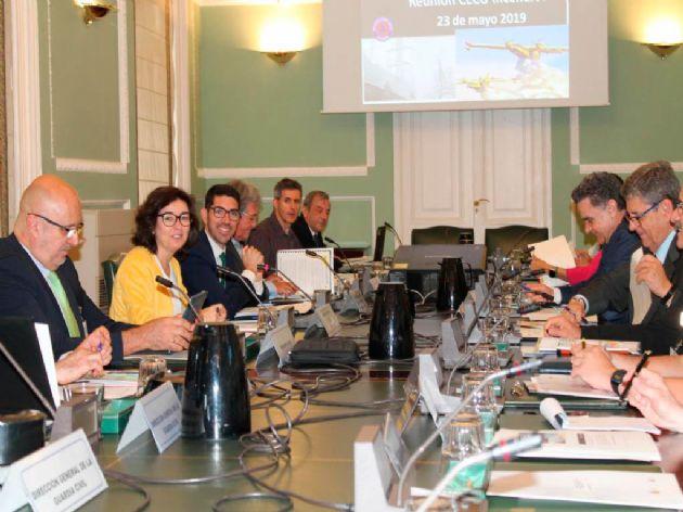 Comité Estatal de Coordinación contra Incendios Forestales